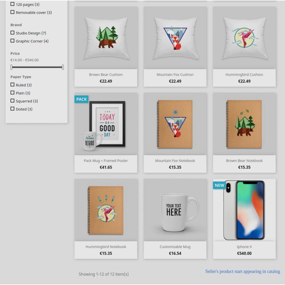 module - Marketplaces - Advanced Marketplace - Multi Vendor - 37