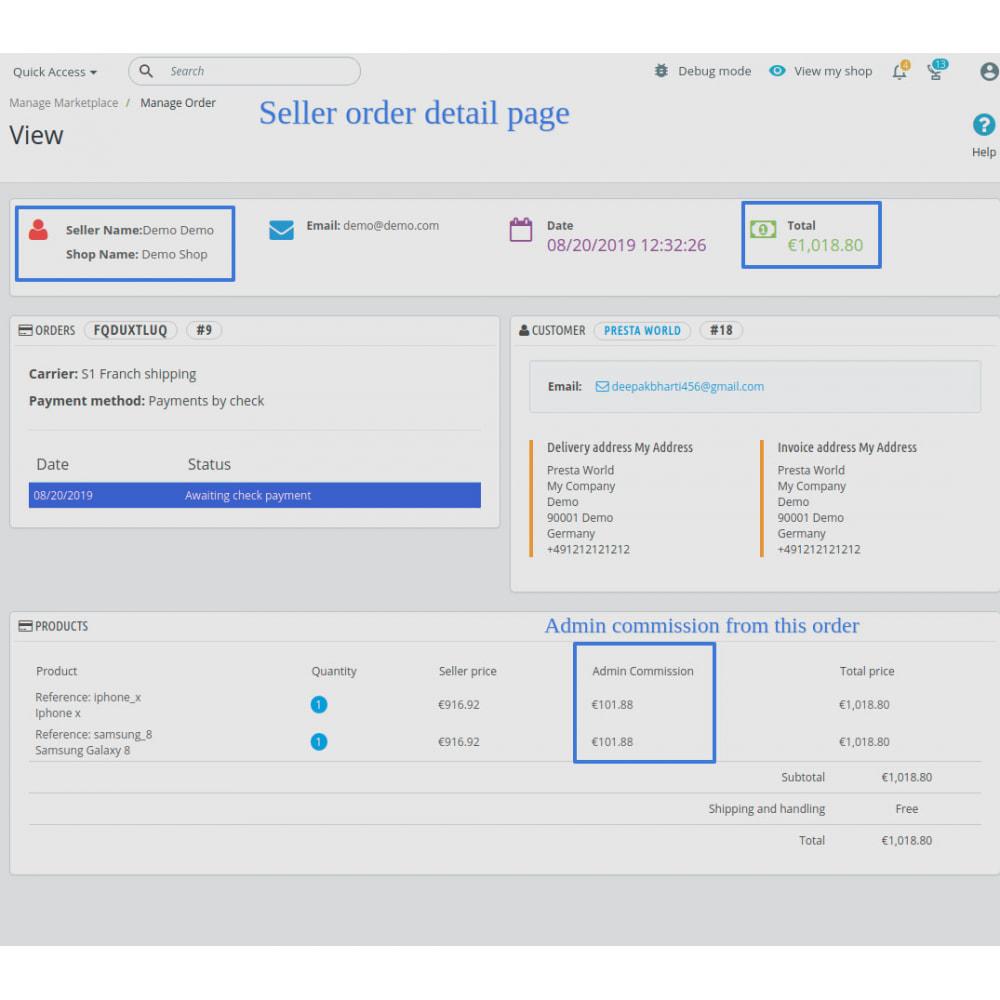 module - Marketplaces - Advanced Marketplace - Multi Vendor - 56