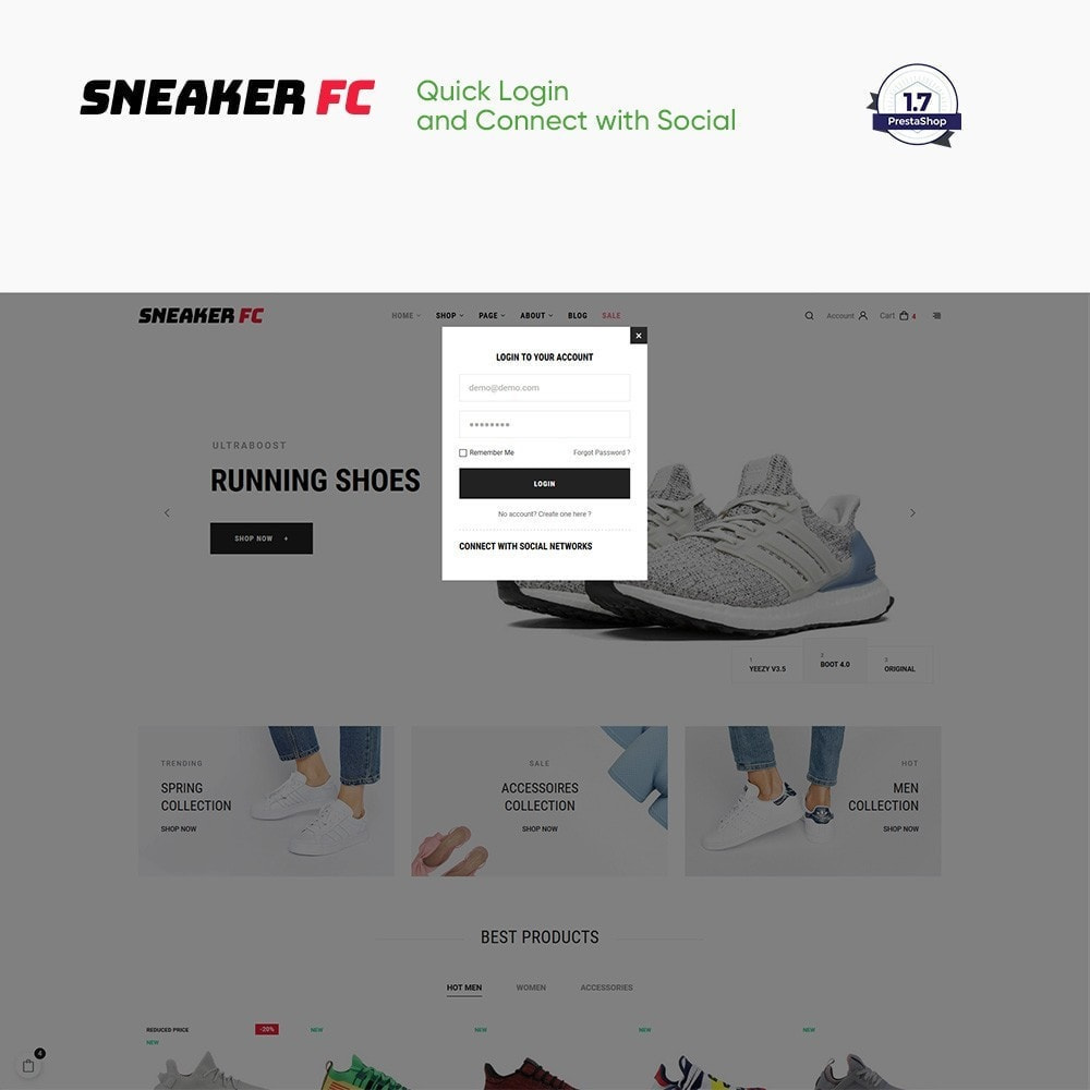 theme - Moda & Obuwie - The Sneaker Shoes Store - 8