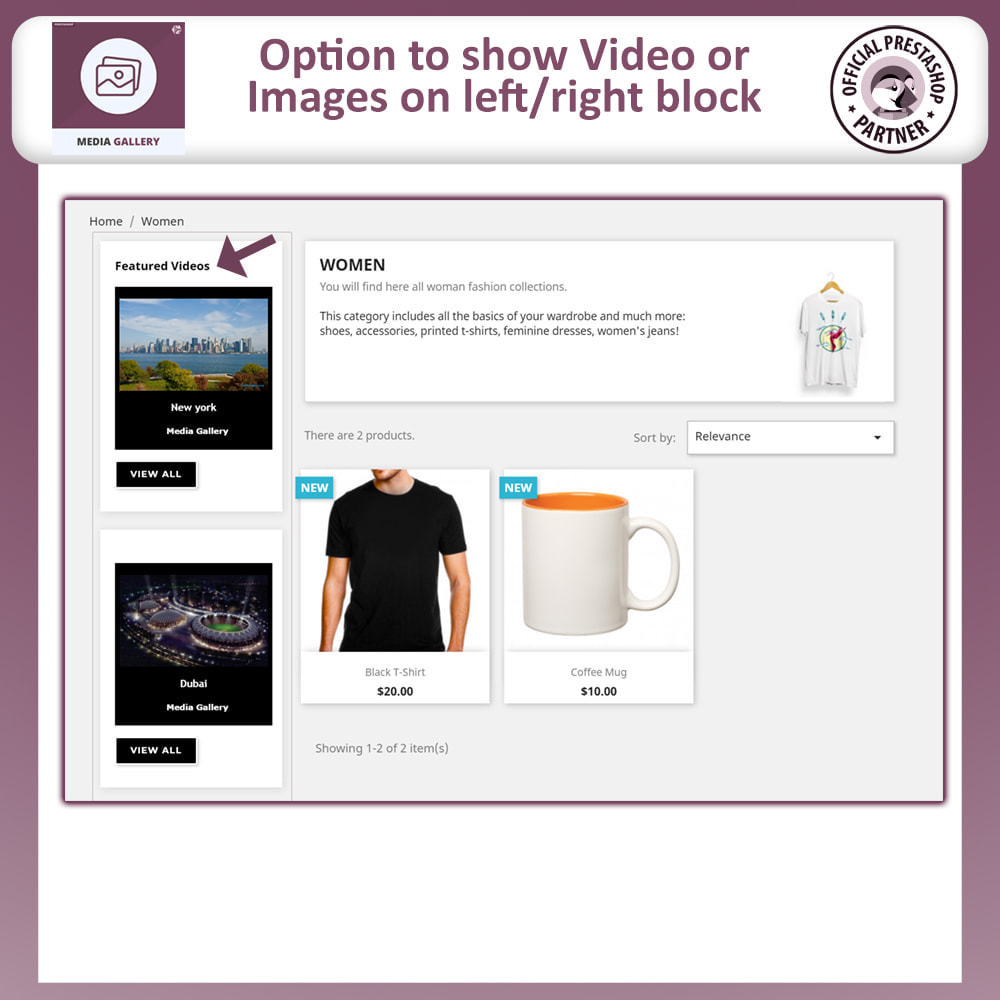 module - Virtual Products - Media Gallery - Video Gallery - 6