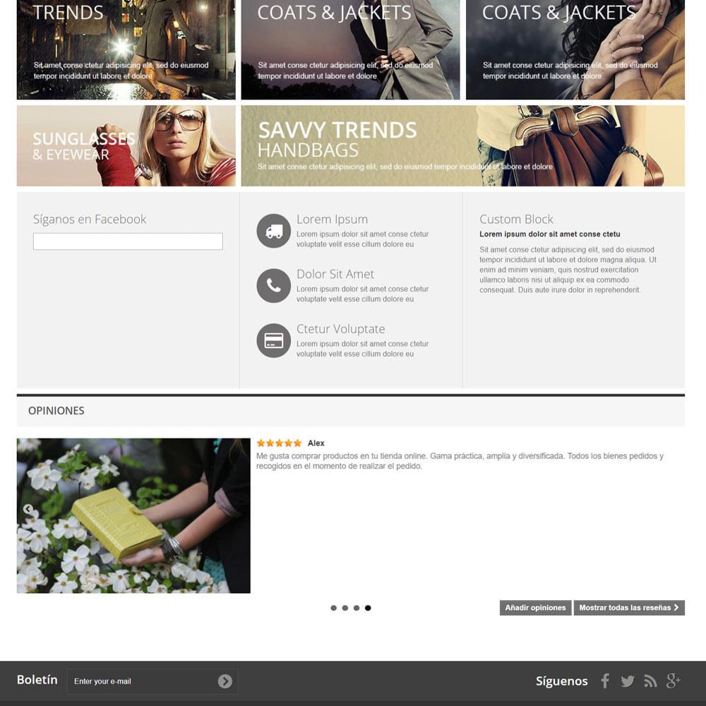 module - Comentarios de clientes - Comentarios sobre su tienda / producto - 5