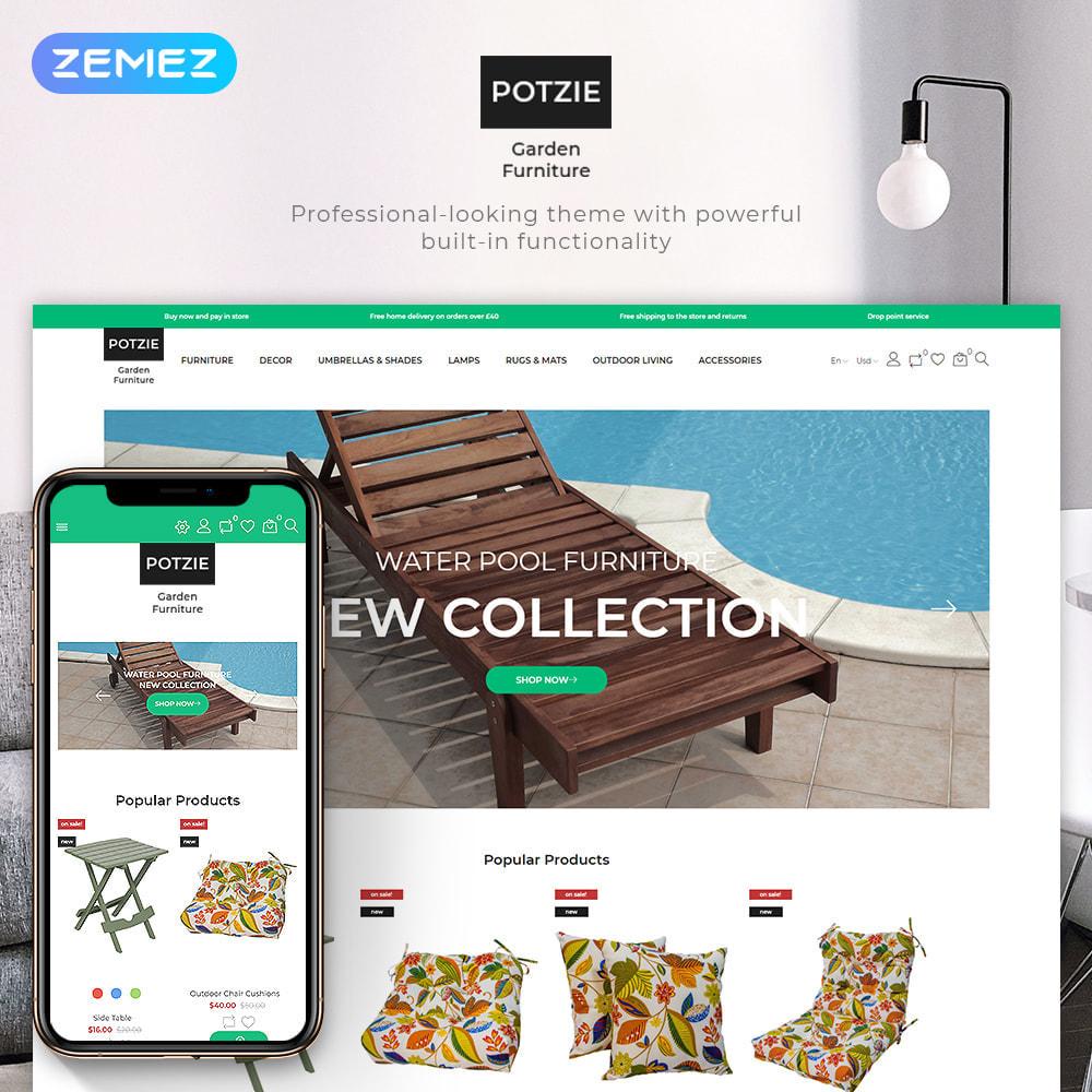 theme - Casa & Giardino - Potzie - Garden Furniture - 2