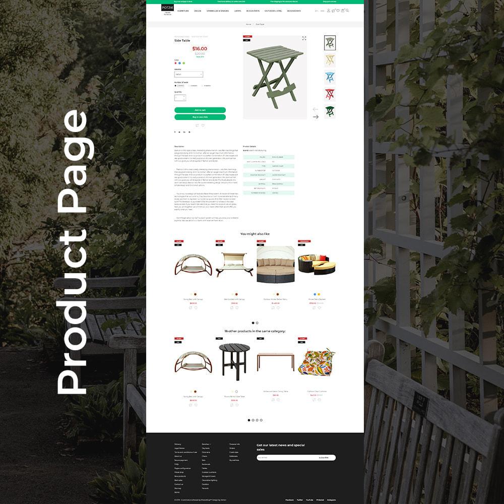 theme - Casa & Giardino - Potzie - Garden Furniture - 6