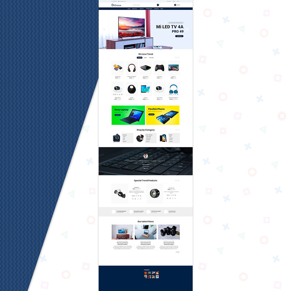 theme - Electronique & High Tech - Elexon Electronics Super Mall - 2