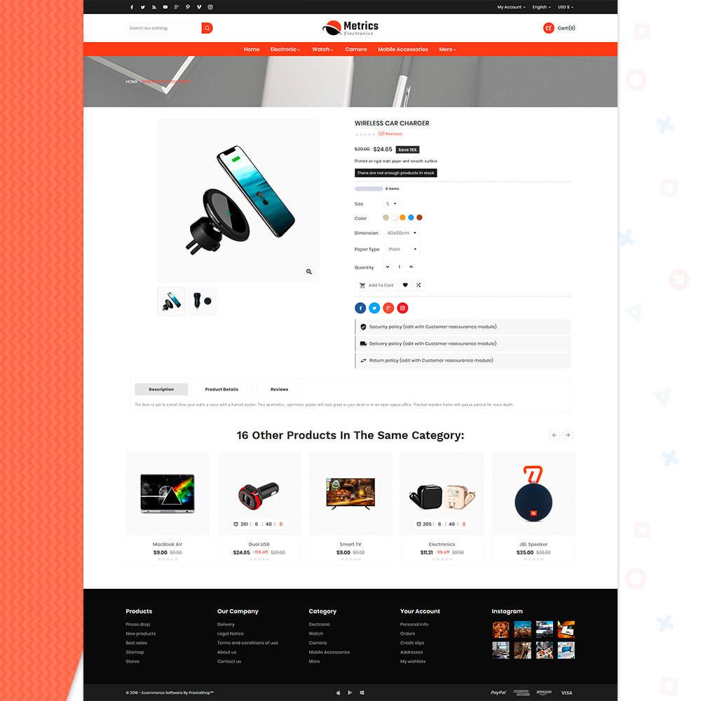 theme - Electronics & Computers - Metrix Electronics Big Mall - 4