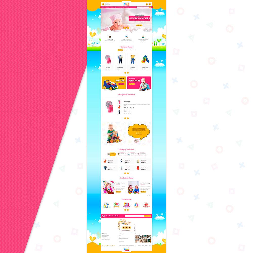 theme - Crianças & Brinquedos - Kids World Toys-  Toy Big Mart - 2