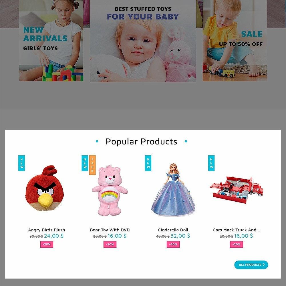 theme - Niños y Juguetes - ToyVilla - Plaything Store - 6