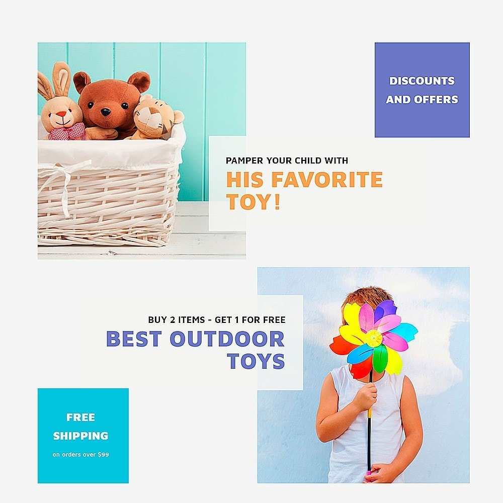 theme - Bambini & Giocattoli - ToyVilla - Plaything Store - 8