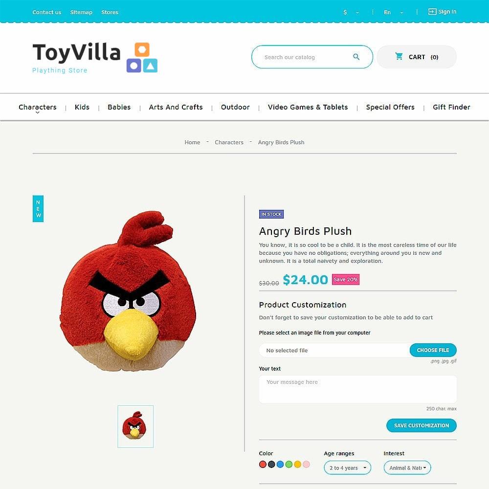 theme - Bambini & Giocattoli - ToyVilla - Plaything Store - 9