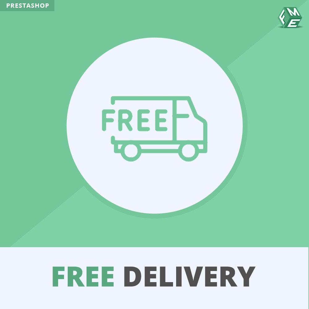 module - Spese di Spedizione - Advance Free Shipping - 1
