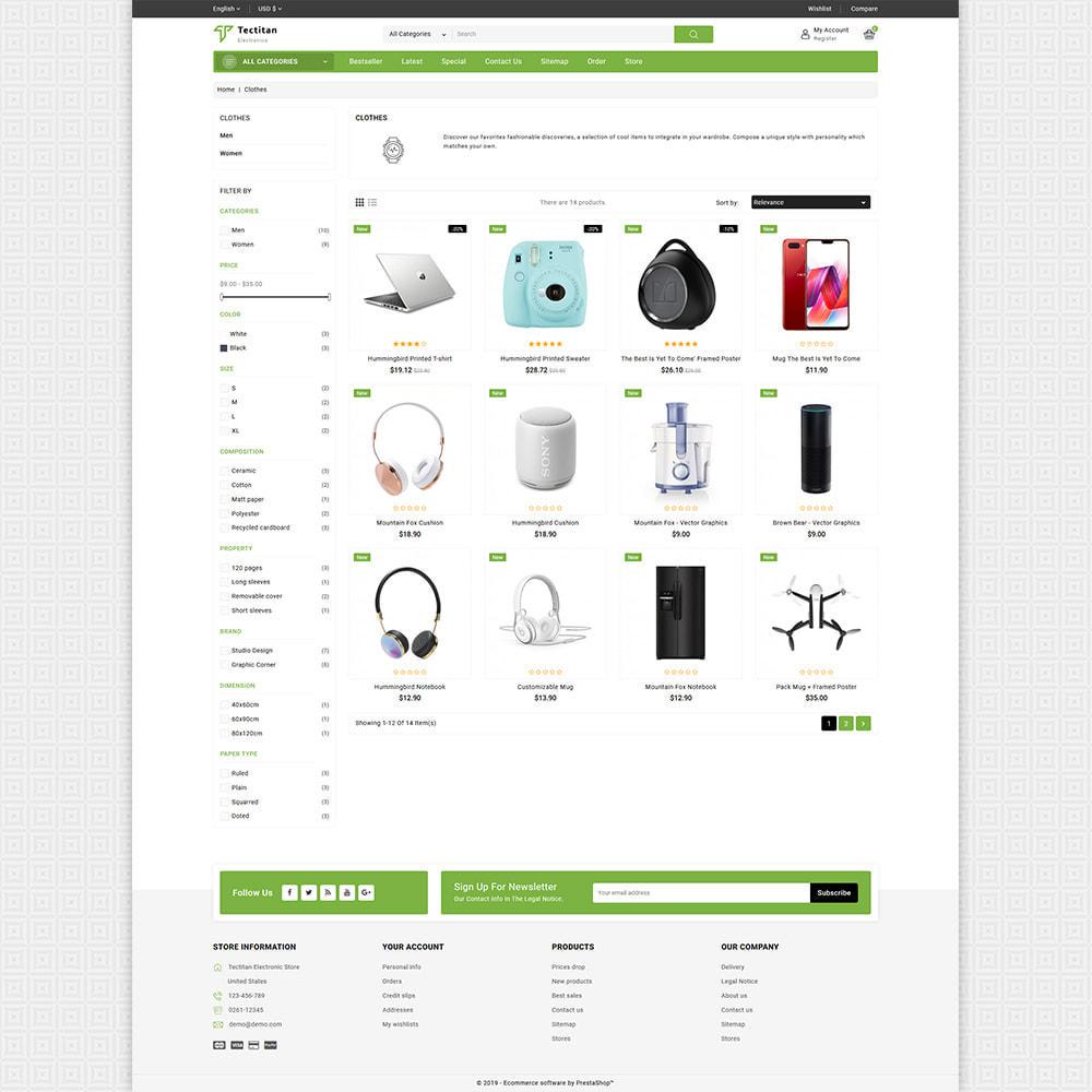 theme - Electronics & Computers - Tectitan - Best Electronics Store - 3