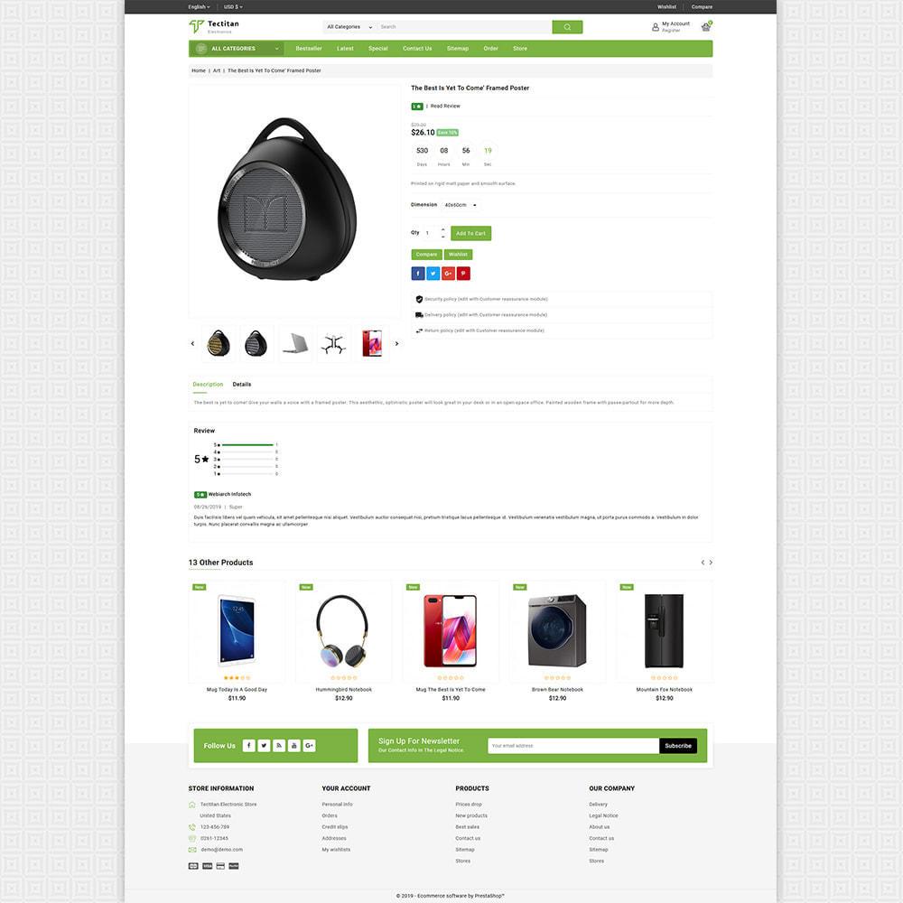 theme - Electronics & Computers - Tectitan - Best Electronics Store - 5