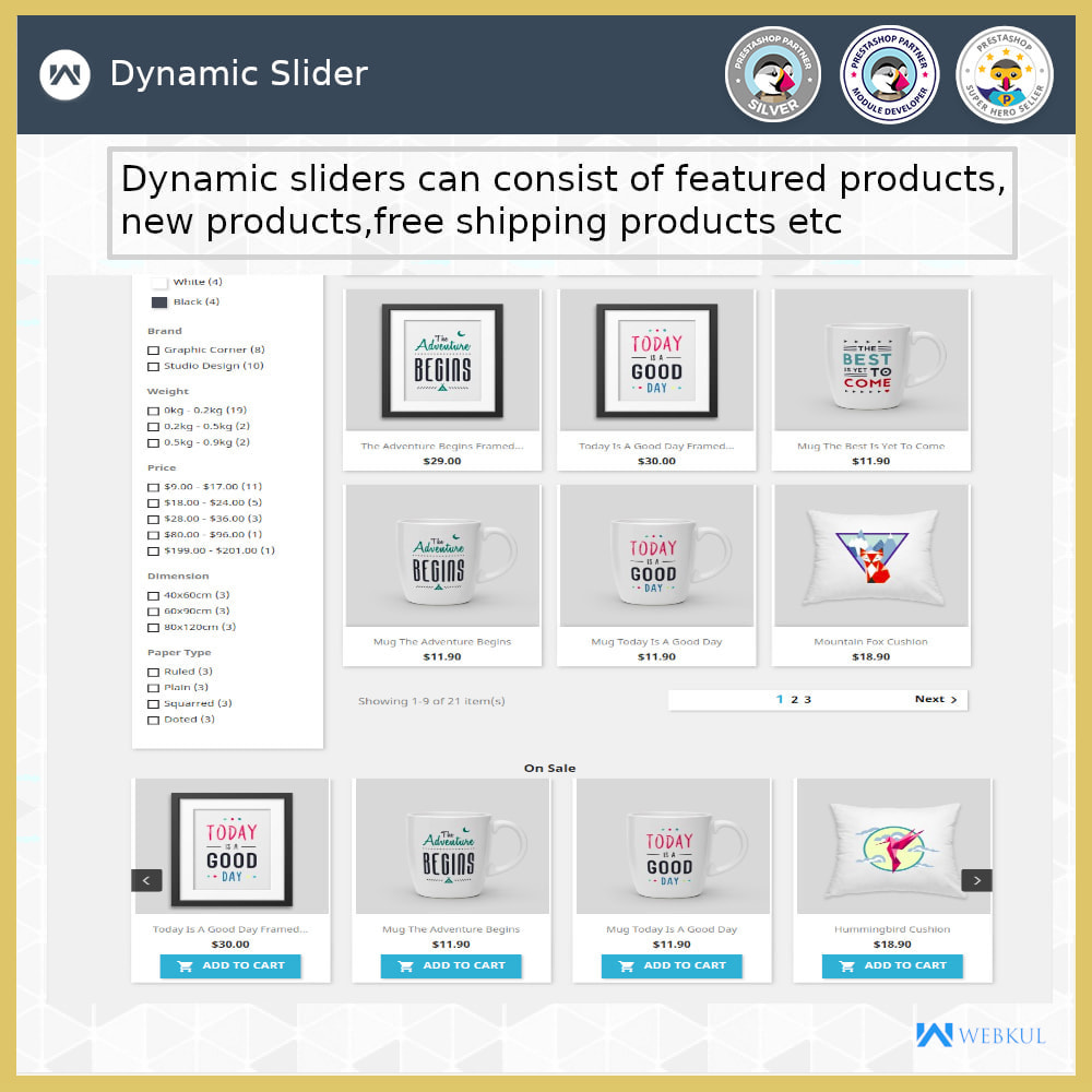 module - Sliders & Galleries - Product Slider | Responsive Related Product Carousel - 9