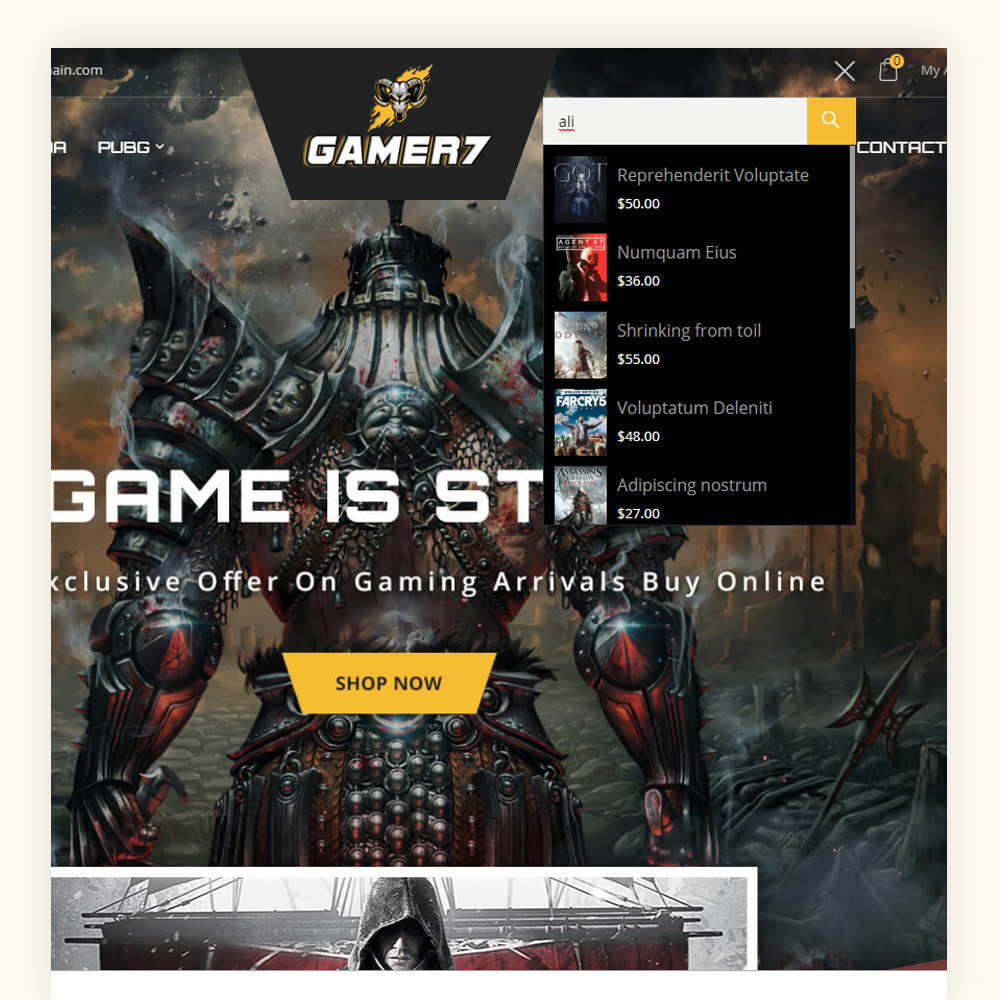 theme - Sport, Activiteiten & Reizen - Gamer7 Game Store - 3