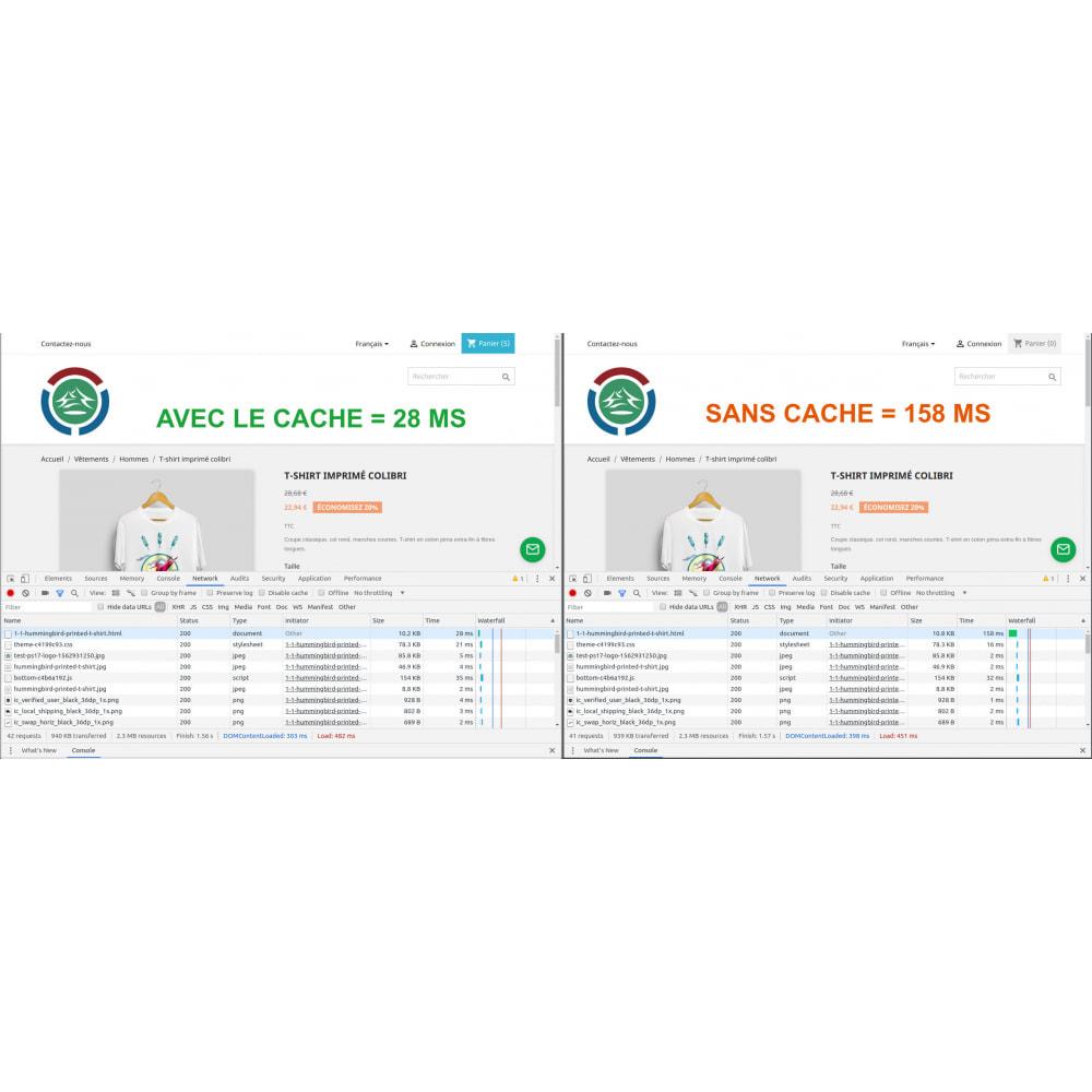 module - Performance du Site - BOOSTCACHE - 2