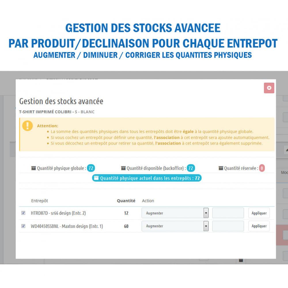 module - Gestion des Stocks & des Fournisseurs - Wk Gestion Entrepôts - 8
