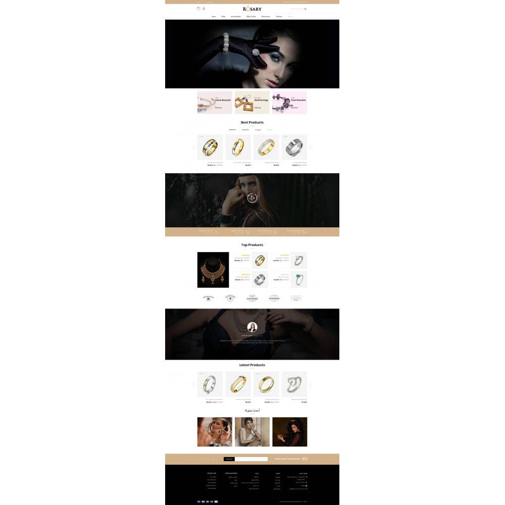 theme - Biżuteria & Akcesoria - Rosary Diamond Store - 10