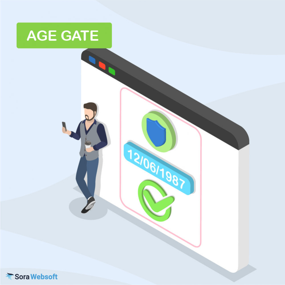 module - Security & Access - Module Age Gate - 1