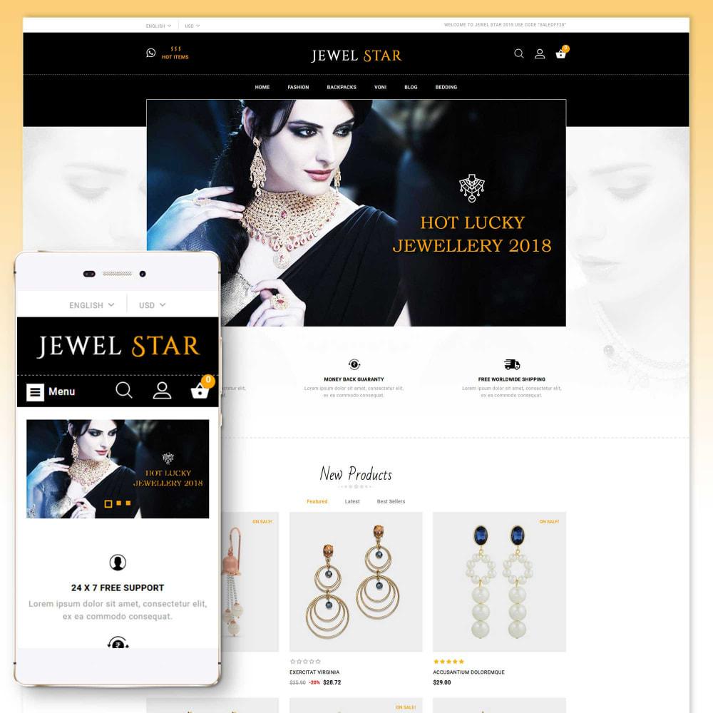 theme - Jewelry & Accessories - Jewelstar - Jewellery Store - 1