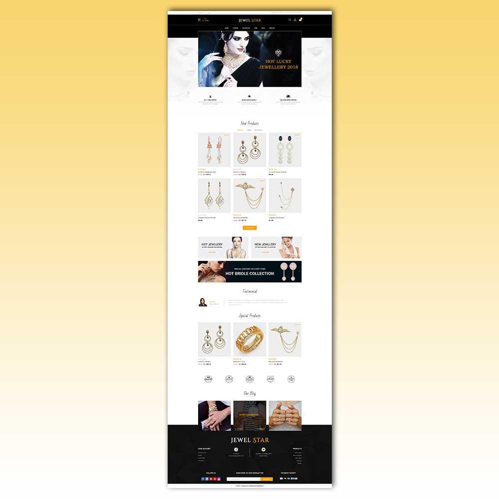 theme - Jewelry & Accessories - Jewelstar - Jewellery Store - 2