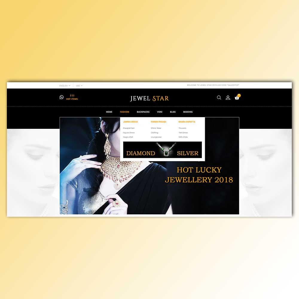 theme - Jewelry & Accessories - Jewelstar - Jewellery Store - 3