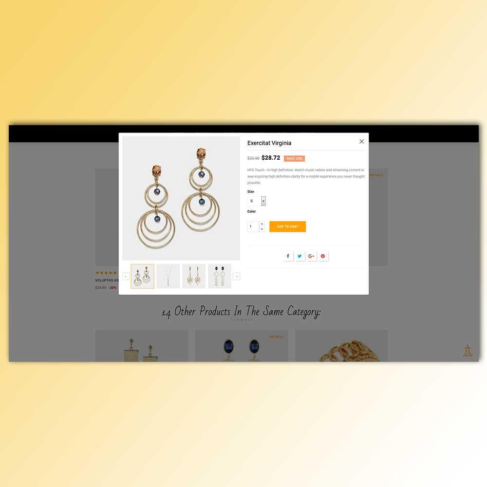 theme - Jewelry & Accessories - Jewelstar - Jewellery Store - 8