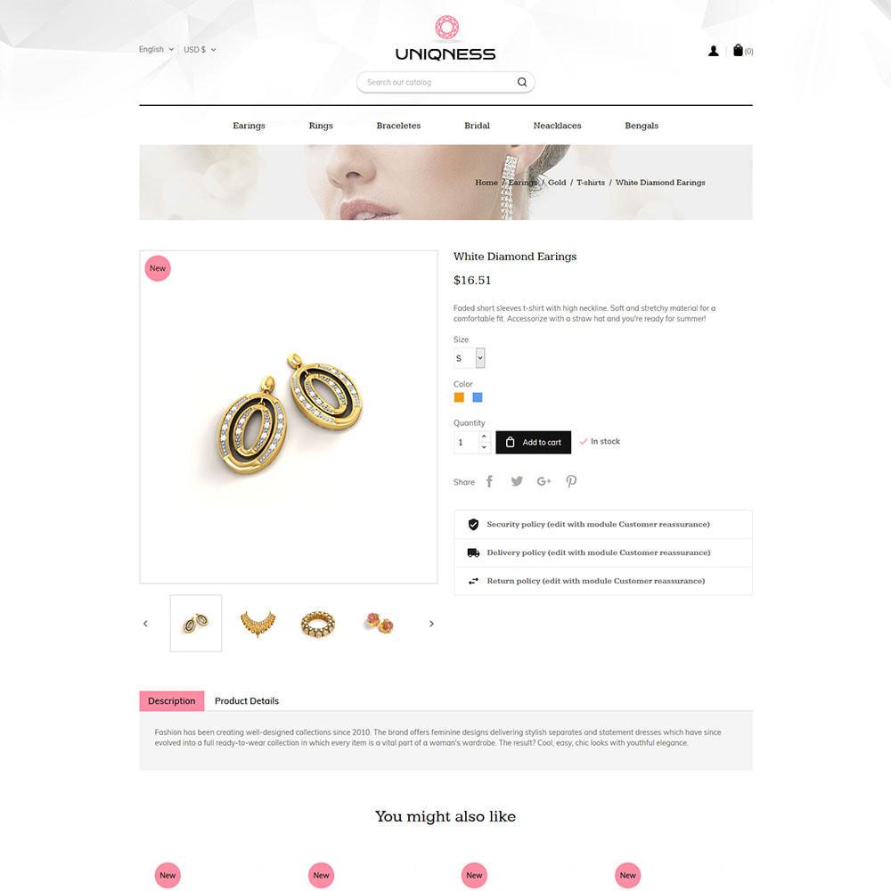 theme - Jewelry & Accessories - Modern Jewellery - Diamond  Sparkal Store - 5