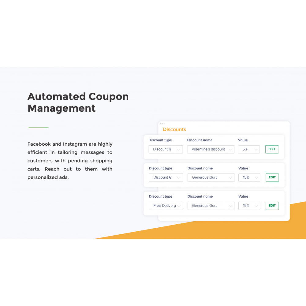 module - Remarketing y Carritos abandonados - Carts Guru | Solución para carritos abandonados - 1