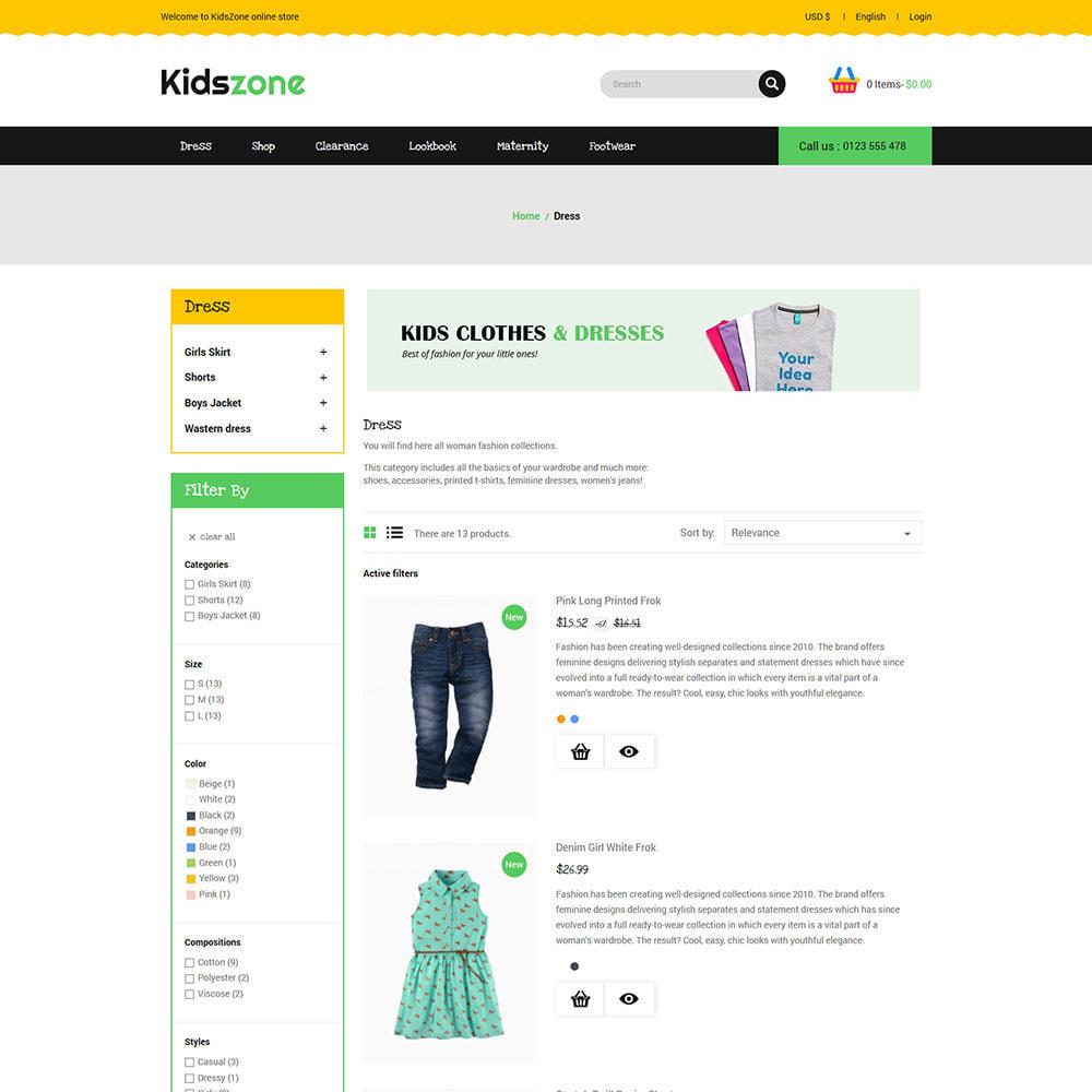 theme - Kids & Toys - Kids Toys - Game zone Cloth Store - 4