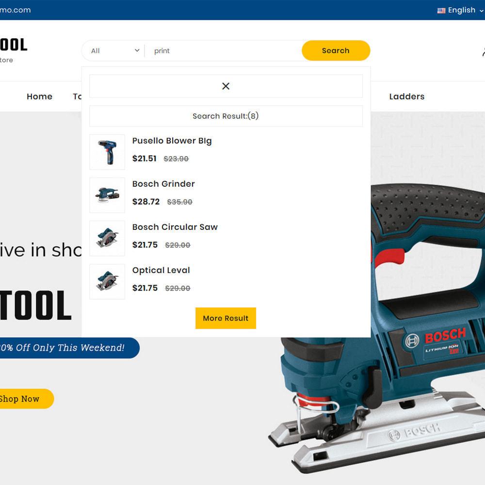 theme - Automotive & Cars - Tool Hipetool- Tools Mega Store - 8