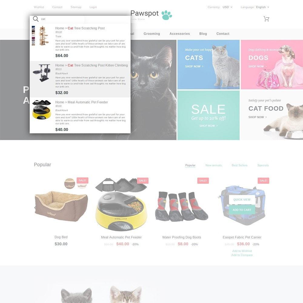 theme - Animali - Pawspot - Pets Store - 3