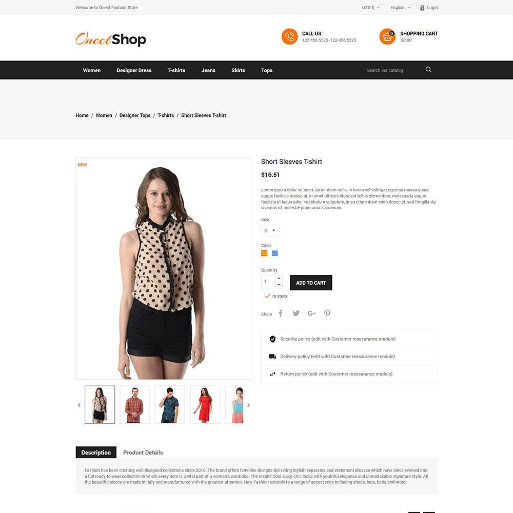 theme - Moda & Calzature - Onect Apparels - Negozio di accessori di moda - 5