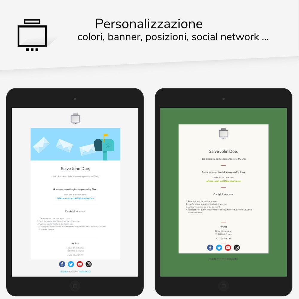 email - Template di e-mail PrestaShop - Minimalist Pro - template di e-mail - 2