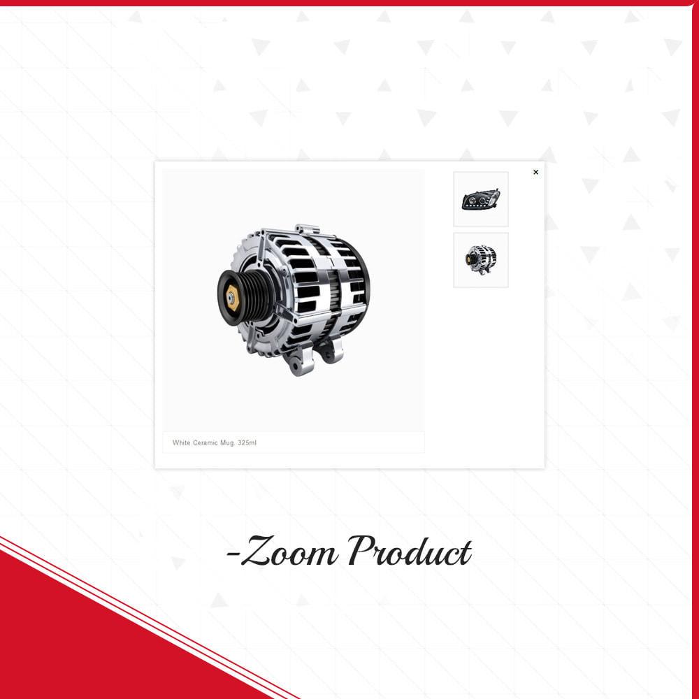theme - Automotive & Cars - Auto Part –Zapsan Auto Part - 6