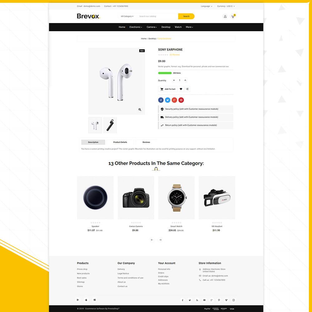 theme - Electronics & Computers - Electronic Brevox –  Electrónico Shop - 4