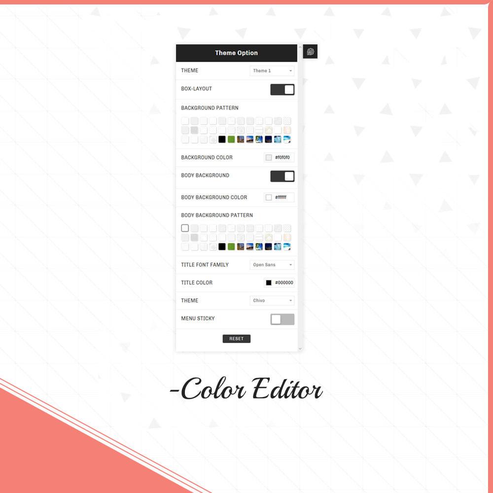 theme - Fashion & Shoes - Cosmétique - Freshael Cosmatic Shop - 12