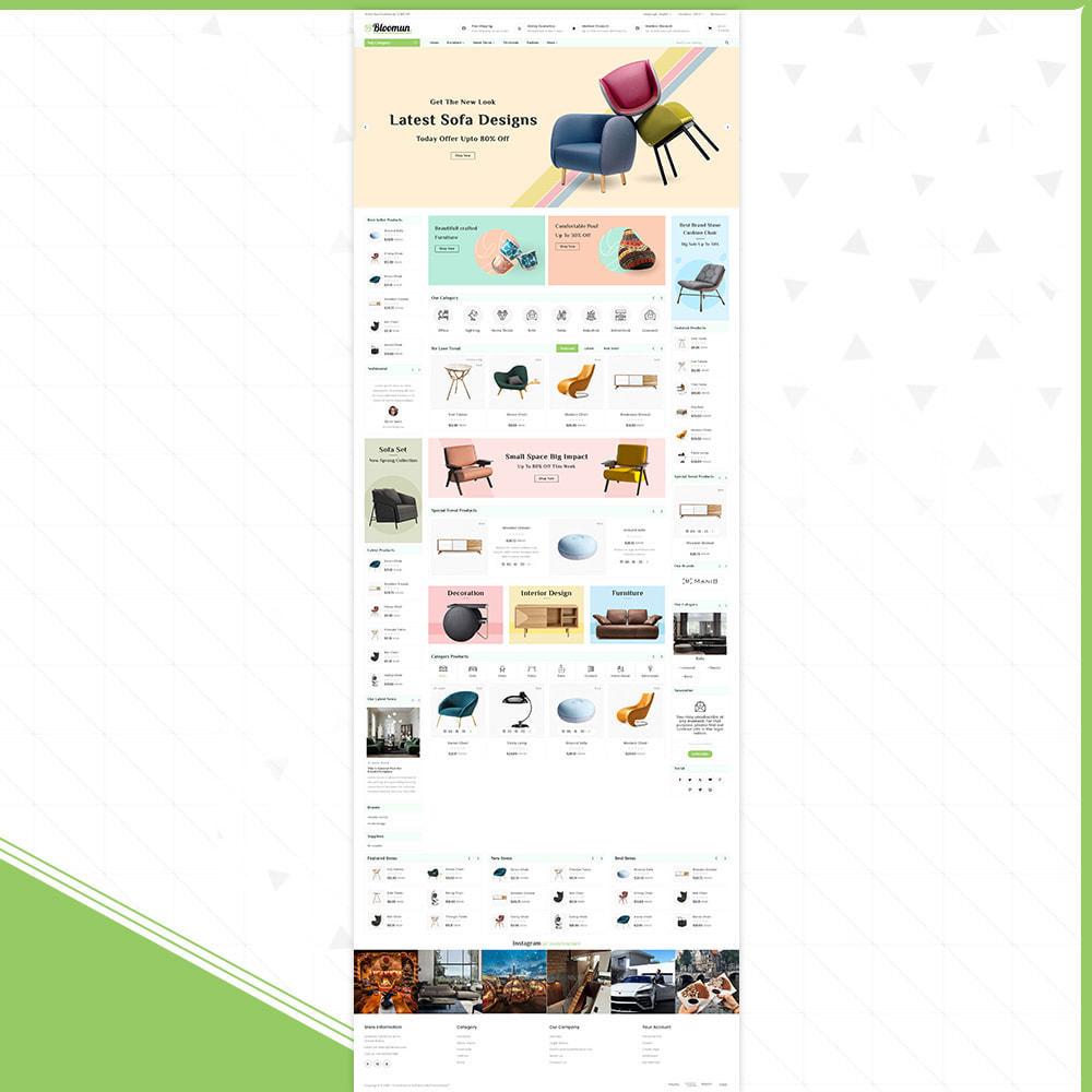 theme - Home & Garden - Digital  Furniture –Bloomun Furniture Store - 2
