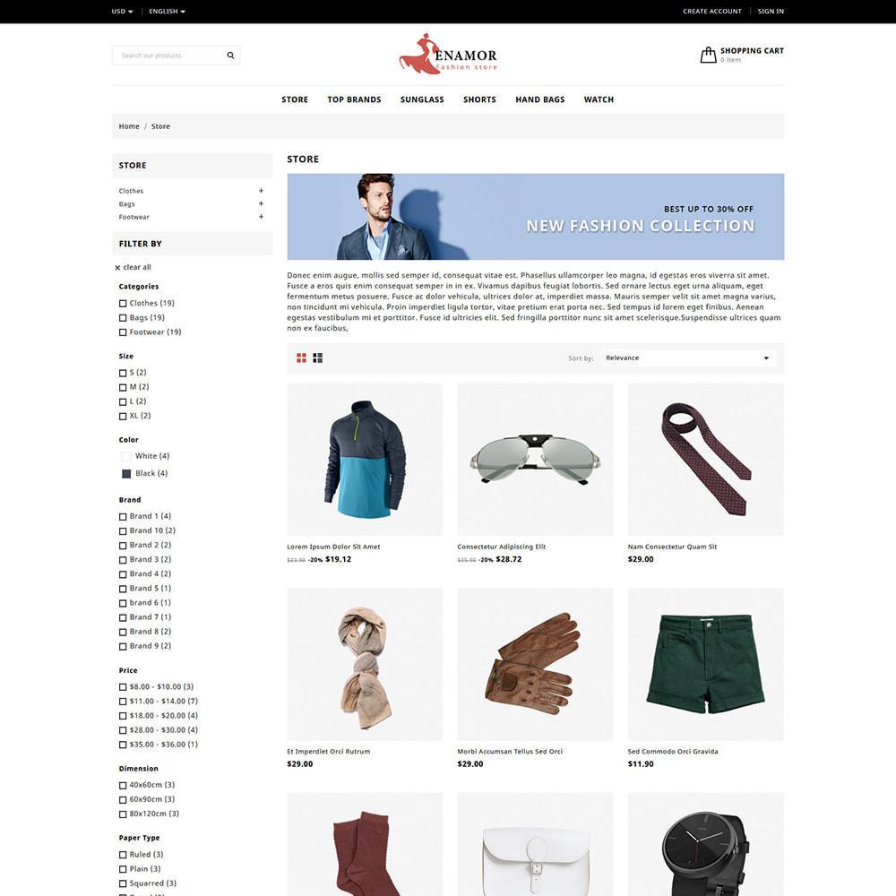 theme - Lingerie & Adult - Enamor Lingerie & Adult Store - 3
