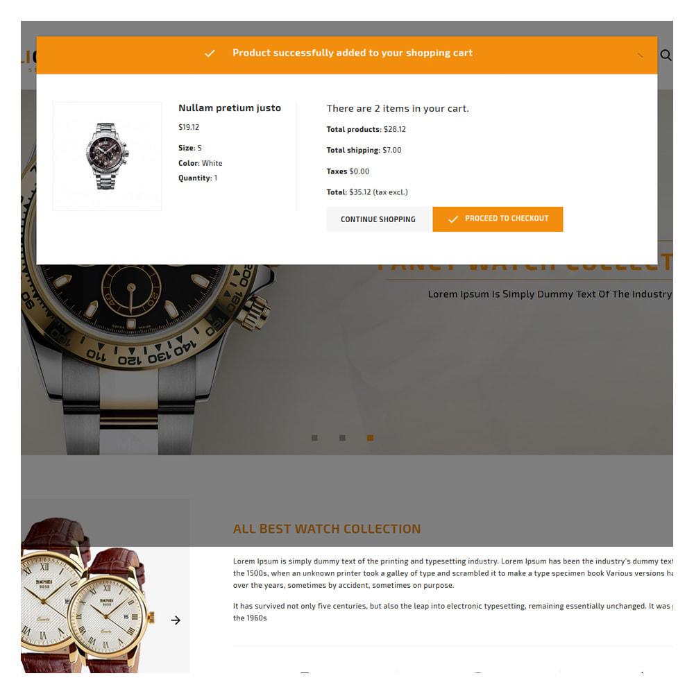 theme - Fashion & Shoes - Helios Fashion & Watch Store - 6