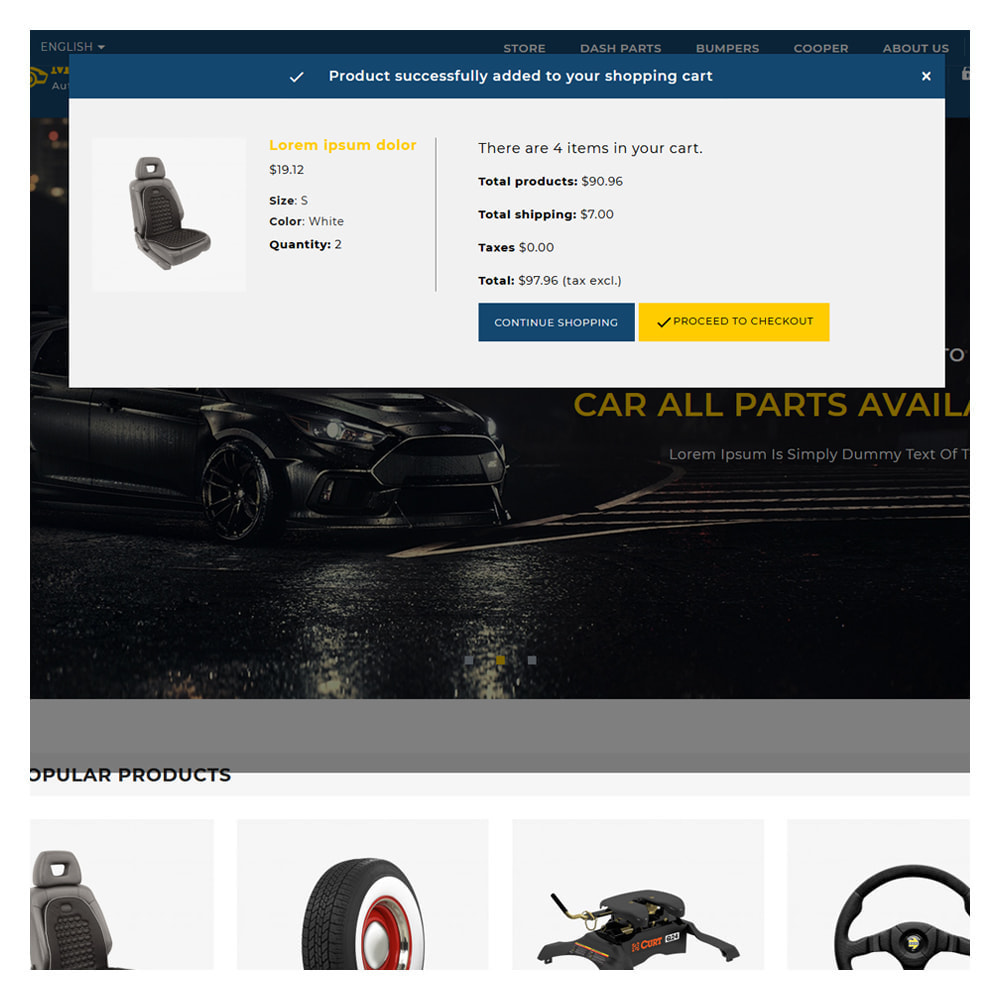 theme - Automotive & Cars - Motomac Automotive & Cars Store - 5