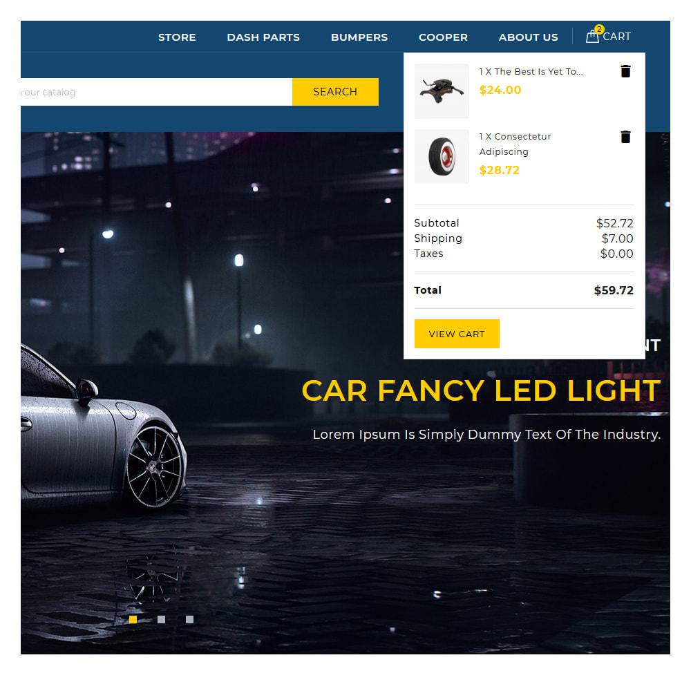 theme - Automotive & Cars - Motomac Automotive & Cars Store - 6