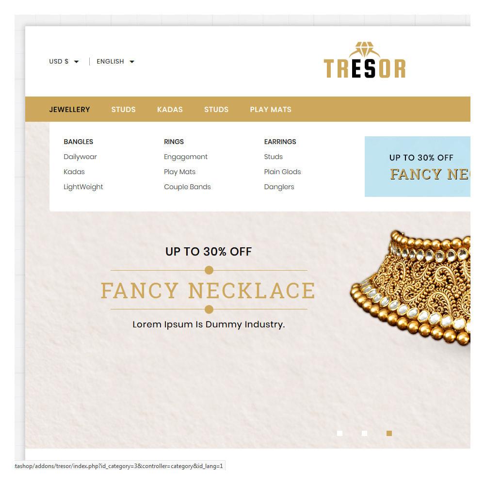theme - Jewelry & Accessories - Tresor Jewellery & Accesories Store - 8