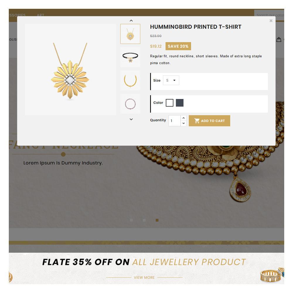 theme - Jewelry & Accessories - Tresor Jewellery & Accesories Store - 9