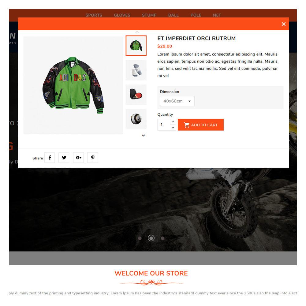 theme - Sports, Activities & Travel - Triton Sport & Activities Store - 9