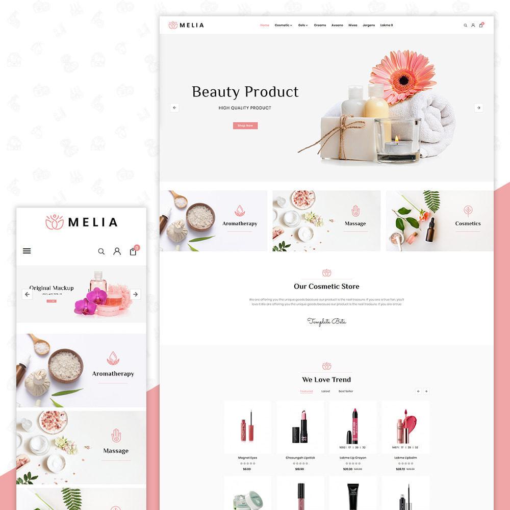 theme - Health & Beauty - Cosme Melia -  Cosmetic Store - 1
