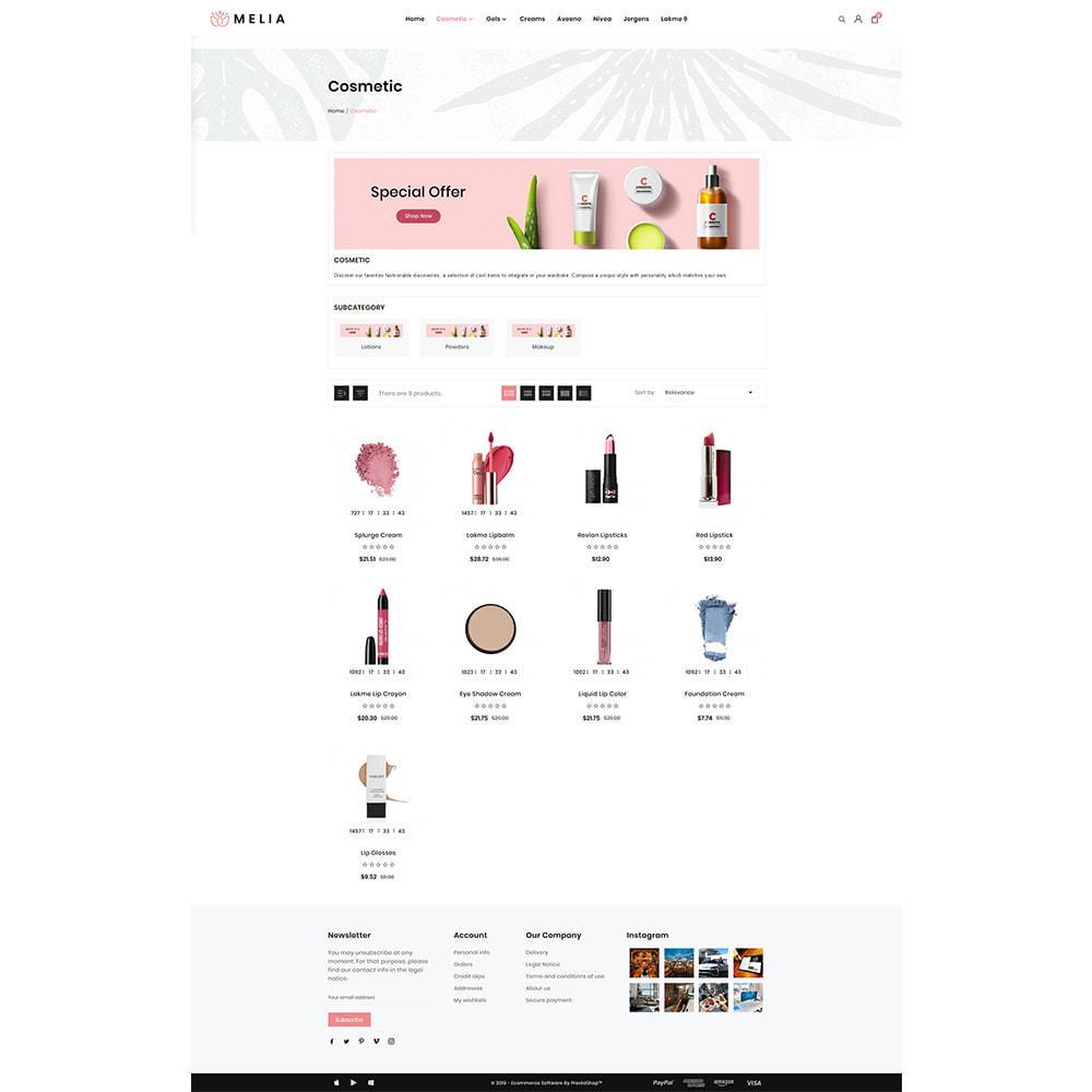 theme - Health & Beauty - Cosme Melia -  Cosmetic Store - 3