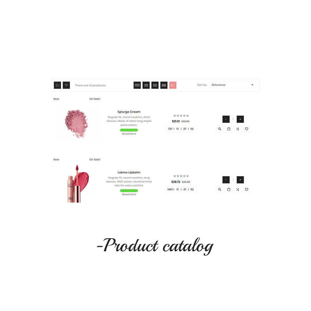 theme - Health & Beauty - Cosme Melia -  Cosmetic Store - 11