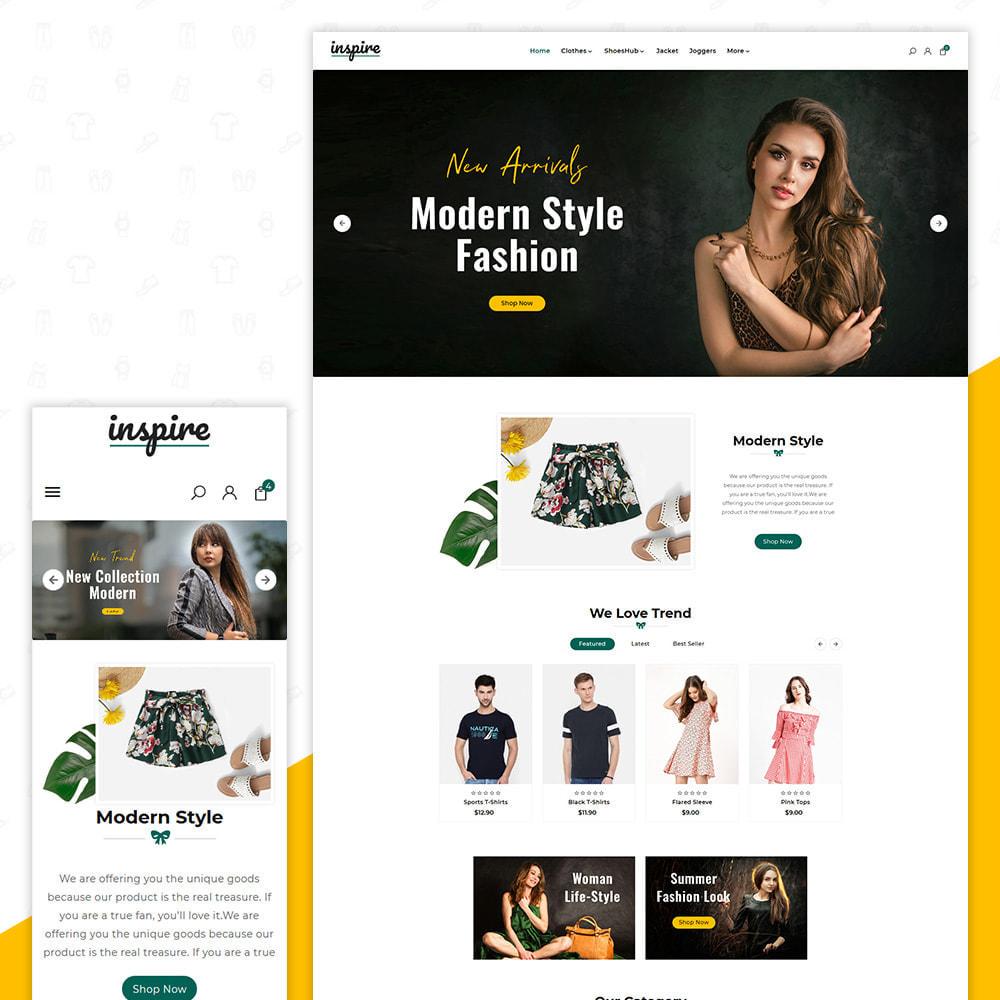 theme - Fashion & Shoes - Fashion Inspire – Fashion Mall - 1