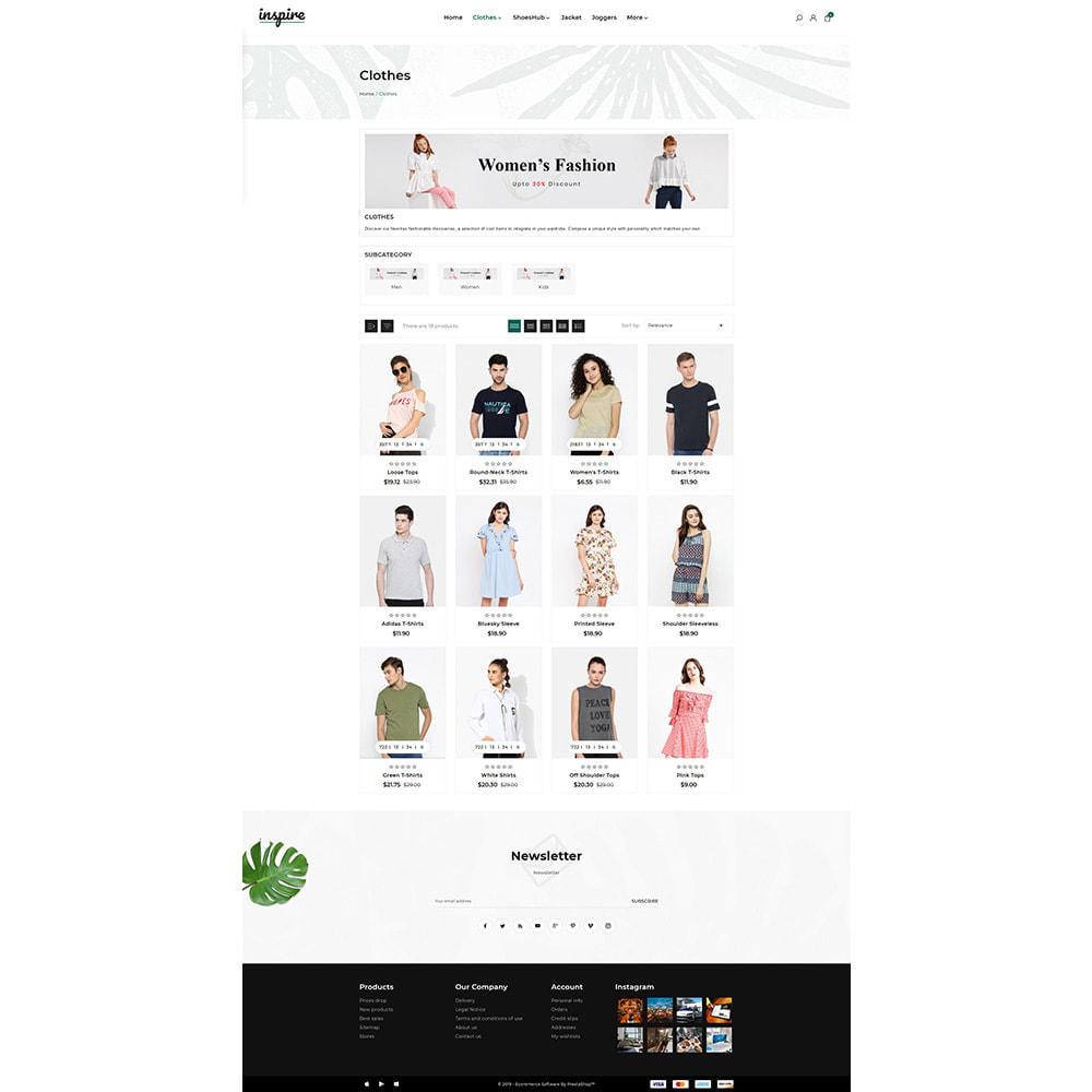 theme - Fashion & Shoes - Fashion Inspire – Fashion Mall - 3