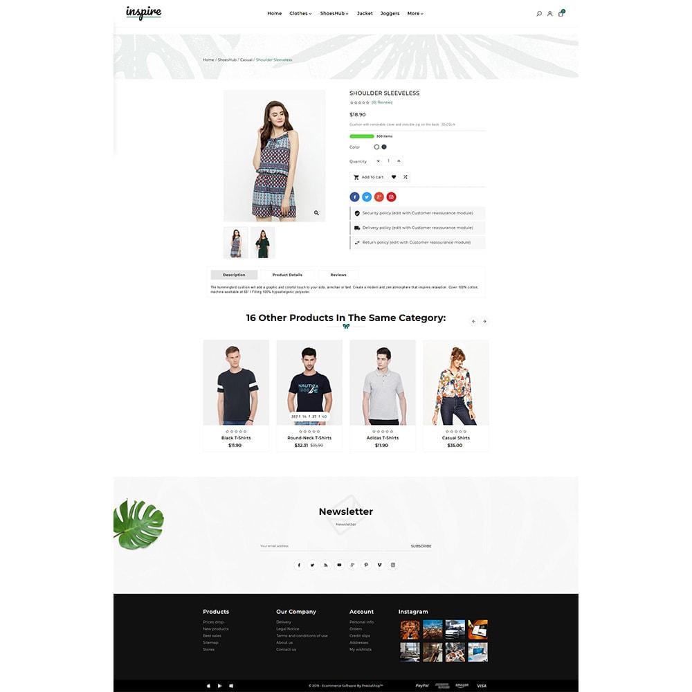 theme - Fashion & Shoes - Fashion Inspire – Fashion Mall - 4